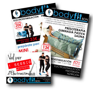 bodyfitBDN – Folletos